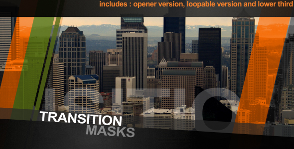 Intro Transition Masks