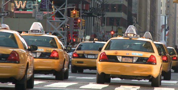 New York Taxi.