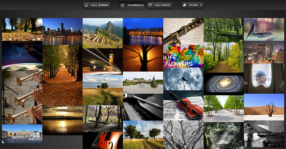 Nova Gallery Multimedia Gallery WordPress Plugin