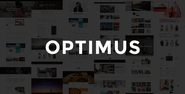 OPTIMUS Multi-Purpose PSD Template