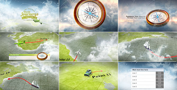 36 after effects travel templates weelii world journeys gumiabroncs Choice Image
