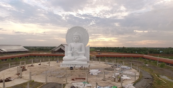 Buddha Community under Construction