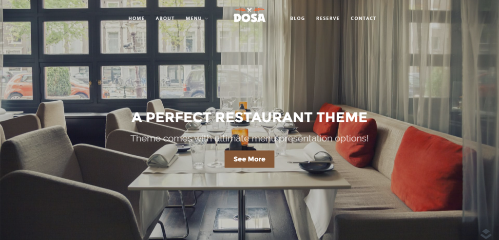 DOSA LayersWP Multipurpose Child Theme