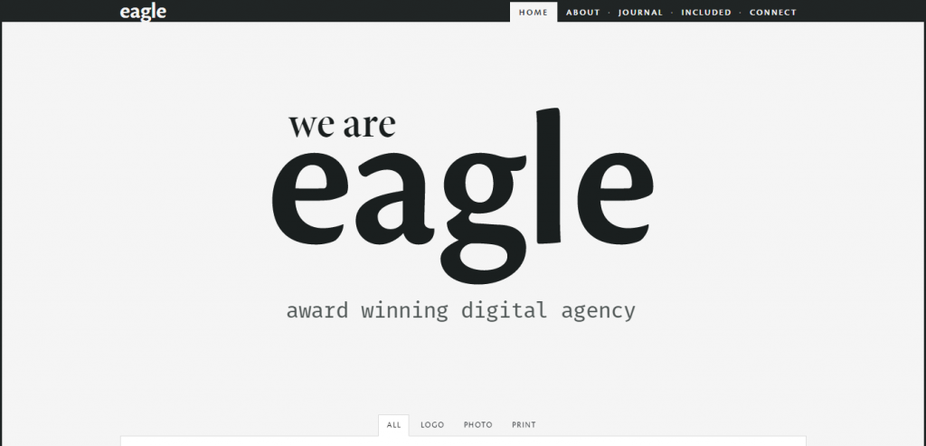 Eagle Freelancer & Agency Layers WP Child Theme