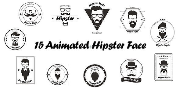 Hipster Face Pack