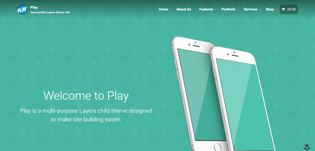 Play Responsive Multi-Purpose Layers Theme