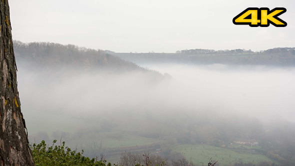 Smallpox Hill Fog