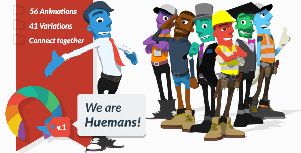 We are Huemans