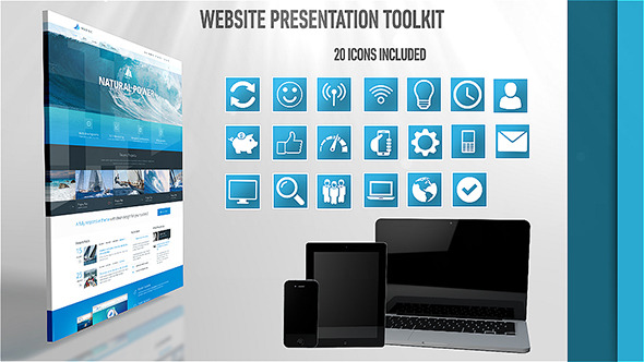 Website Presentation Toolkit