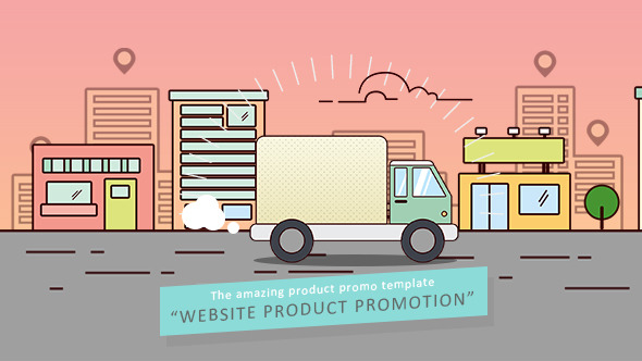 Website Product Promotion