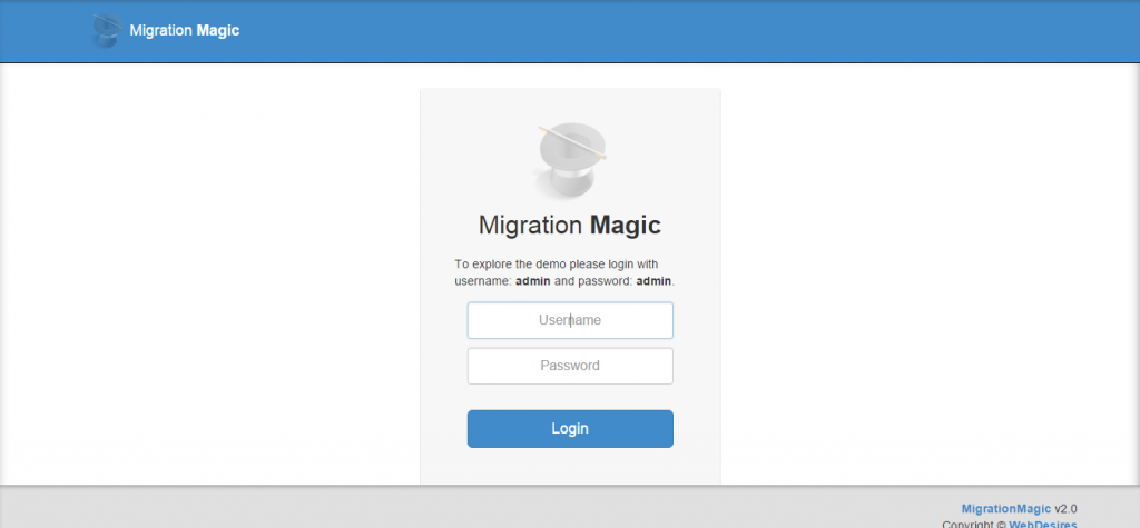 Migration Magic